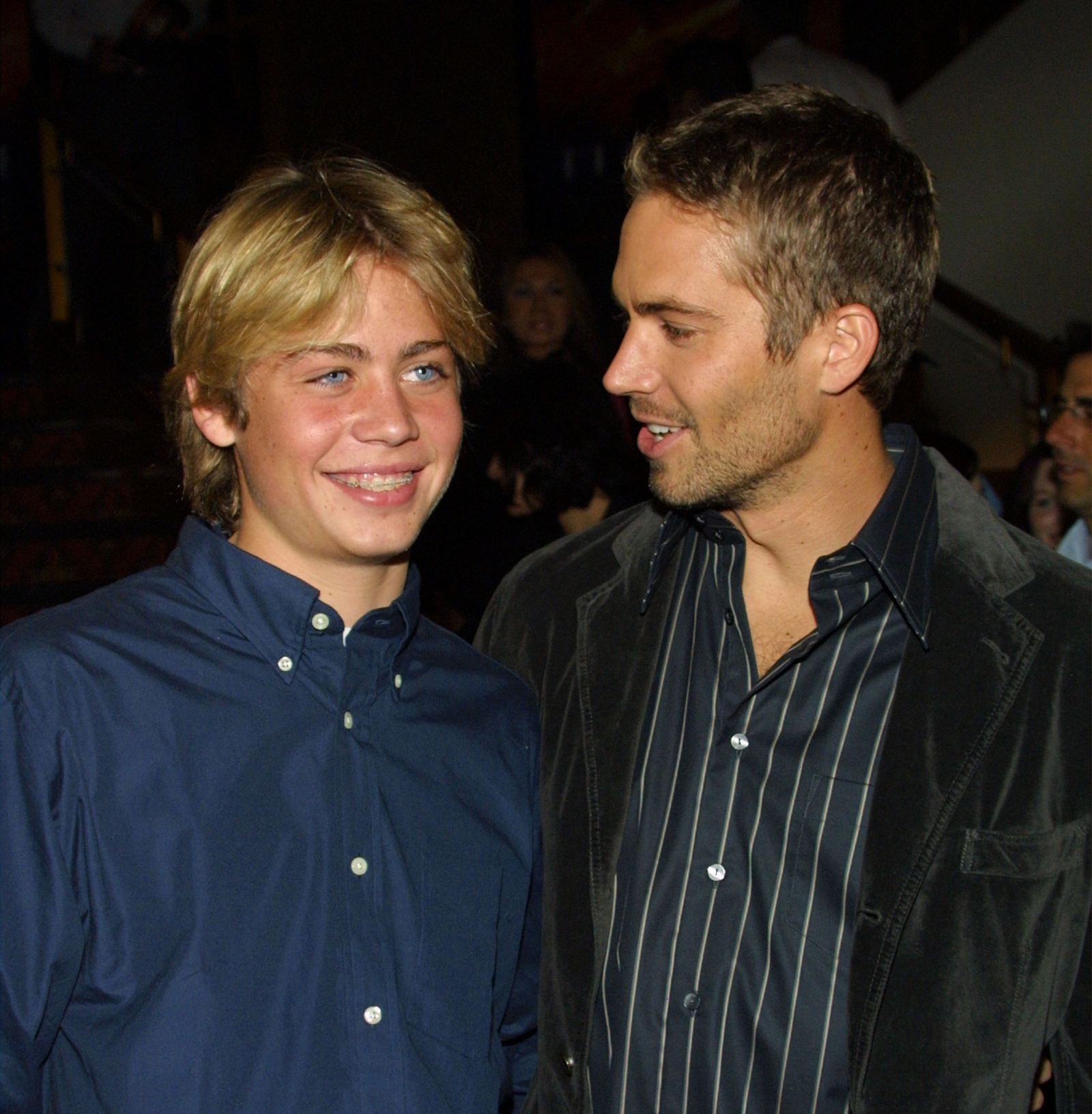 Cody Walker Paul walker