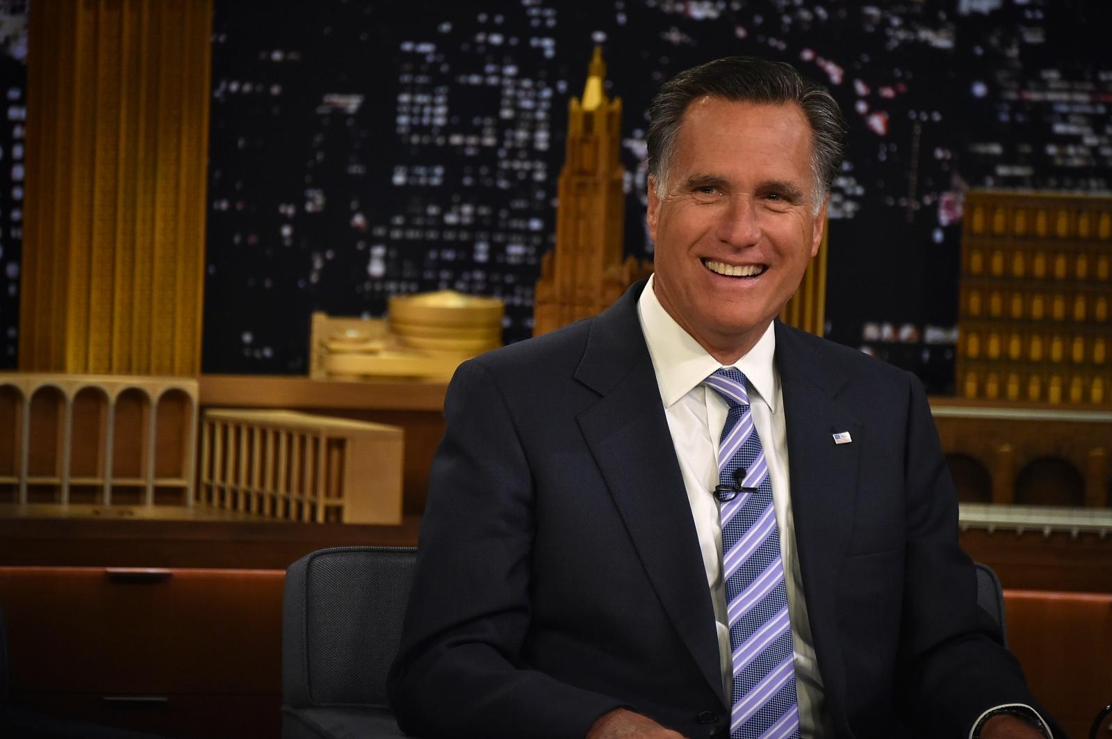 Mitt Romney on The Tonight Show