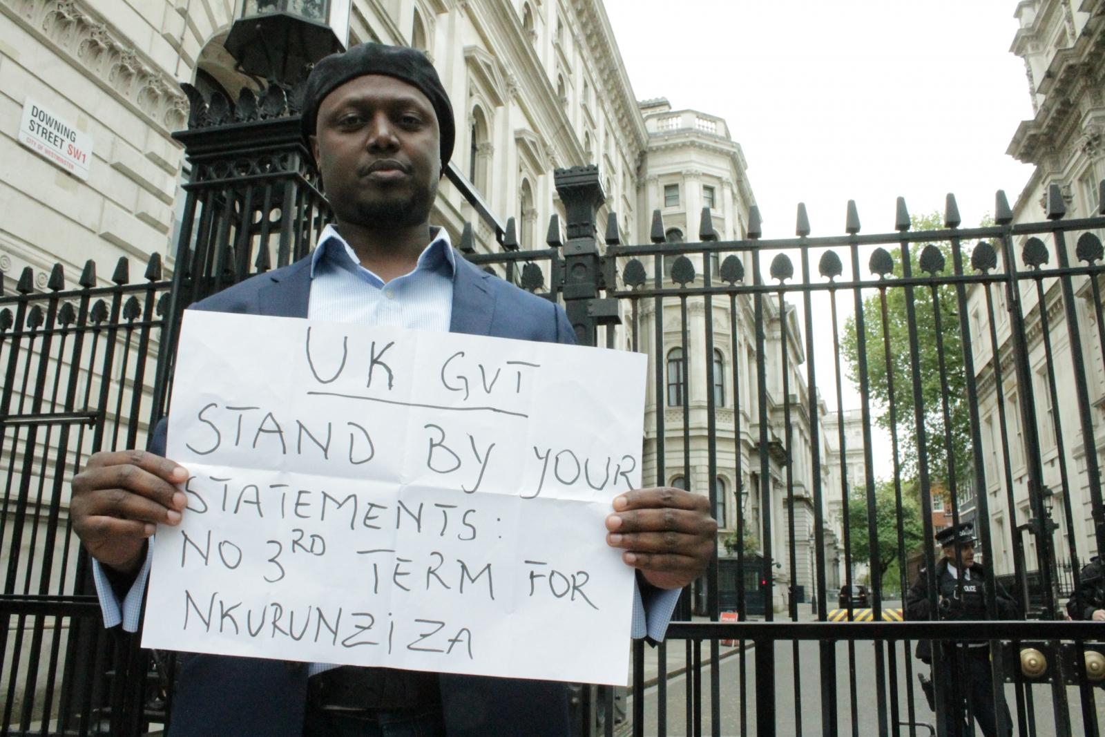 Burundi London