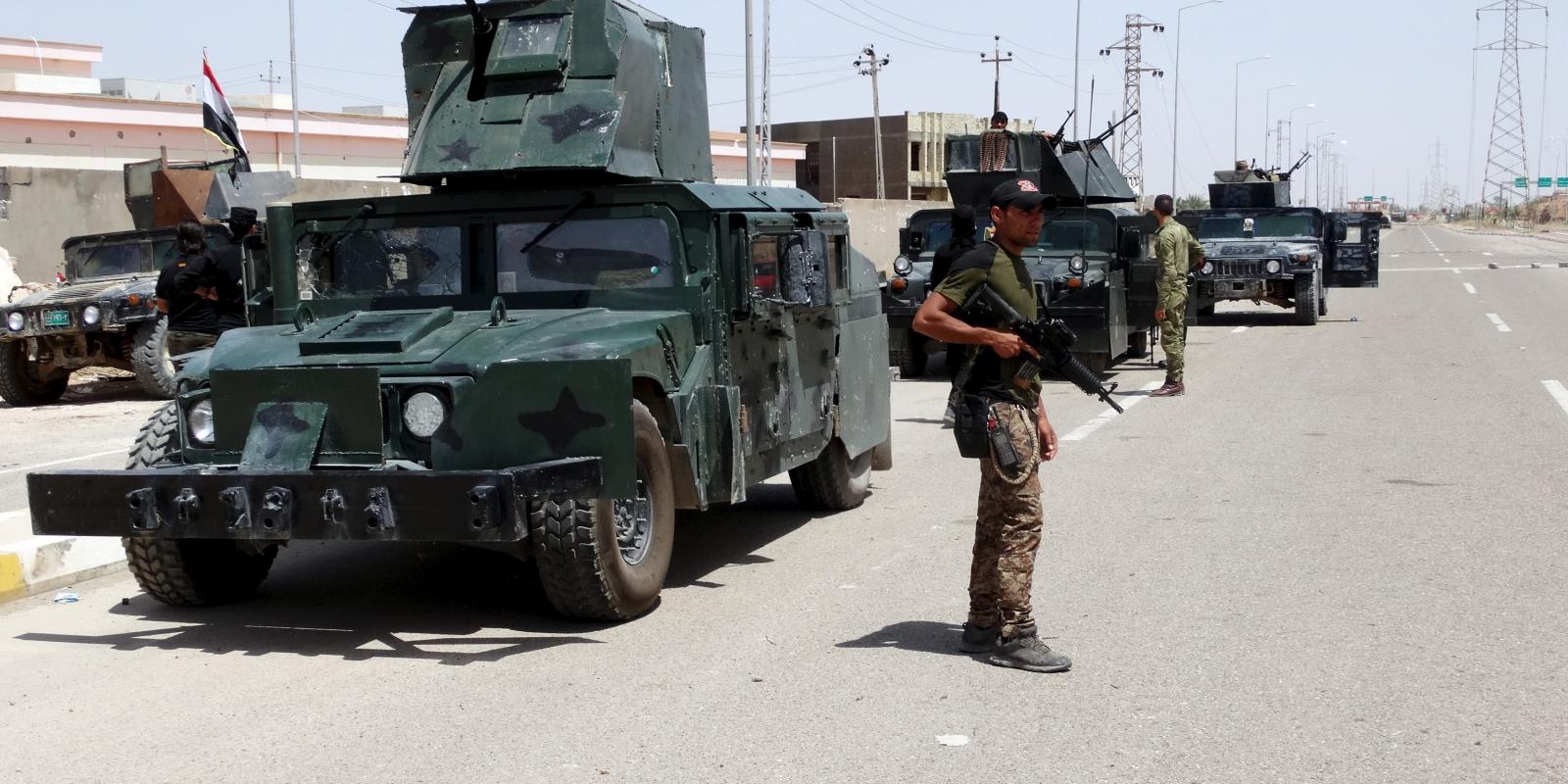 Isis Ramadi offensive