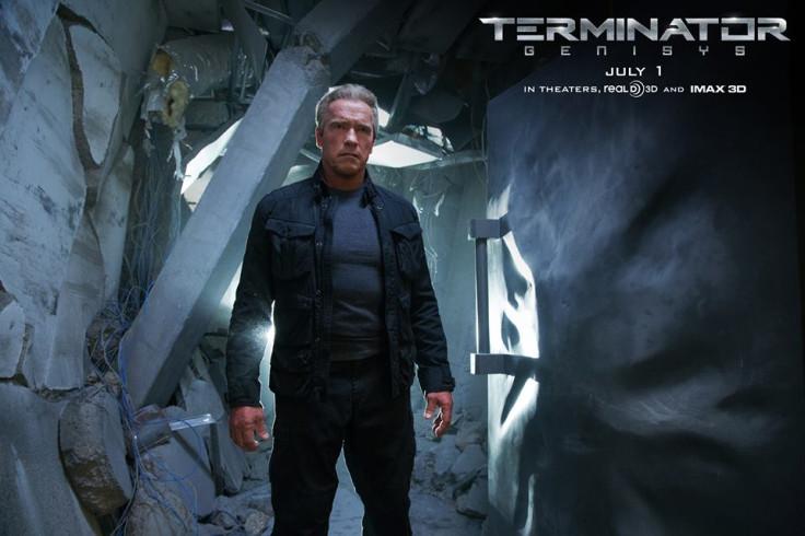 He\'s back: Arnold Schwarzenegger\'s Terminator is the new voice of