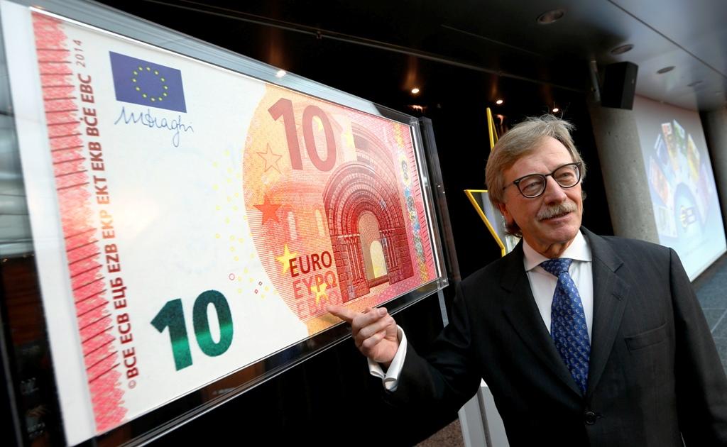 ECB YVES MERSCH
