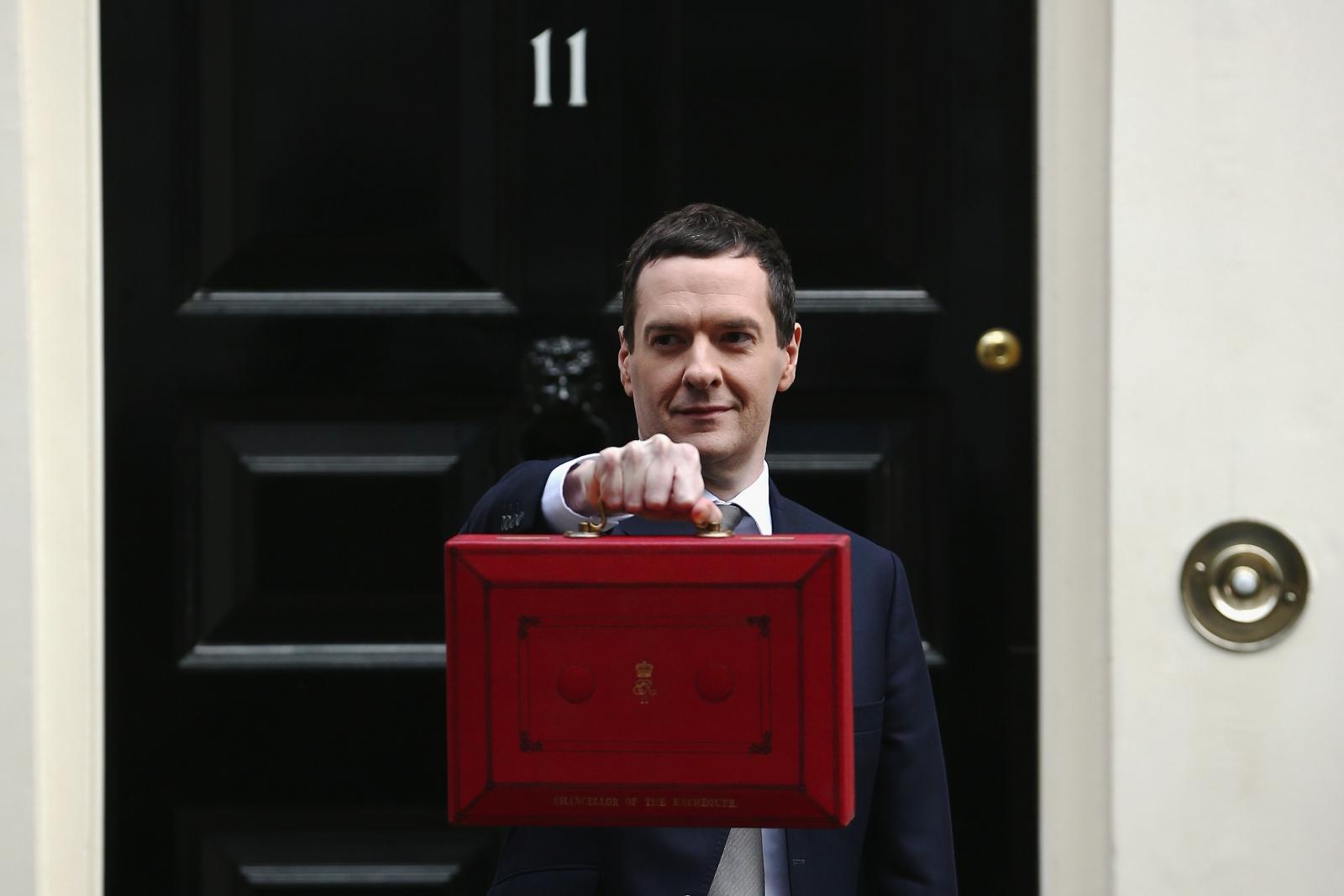 Osbourne Summer Budget