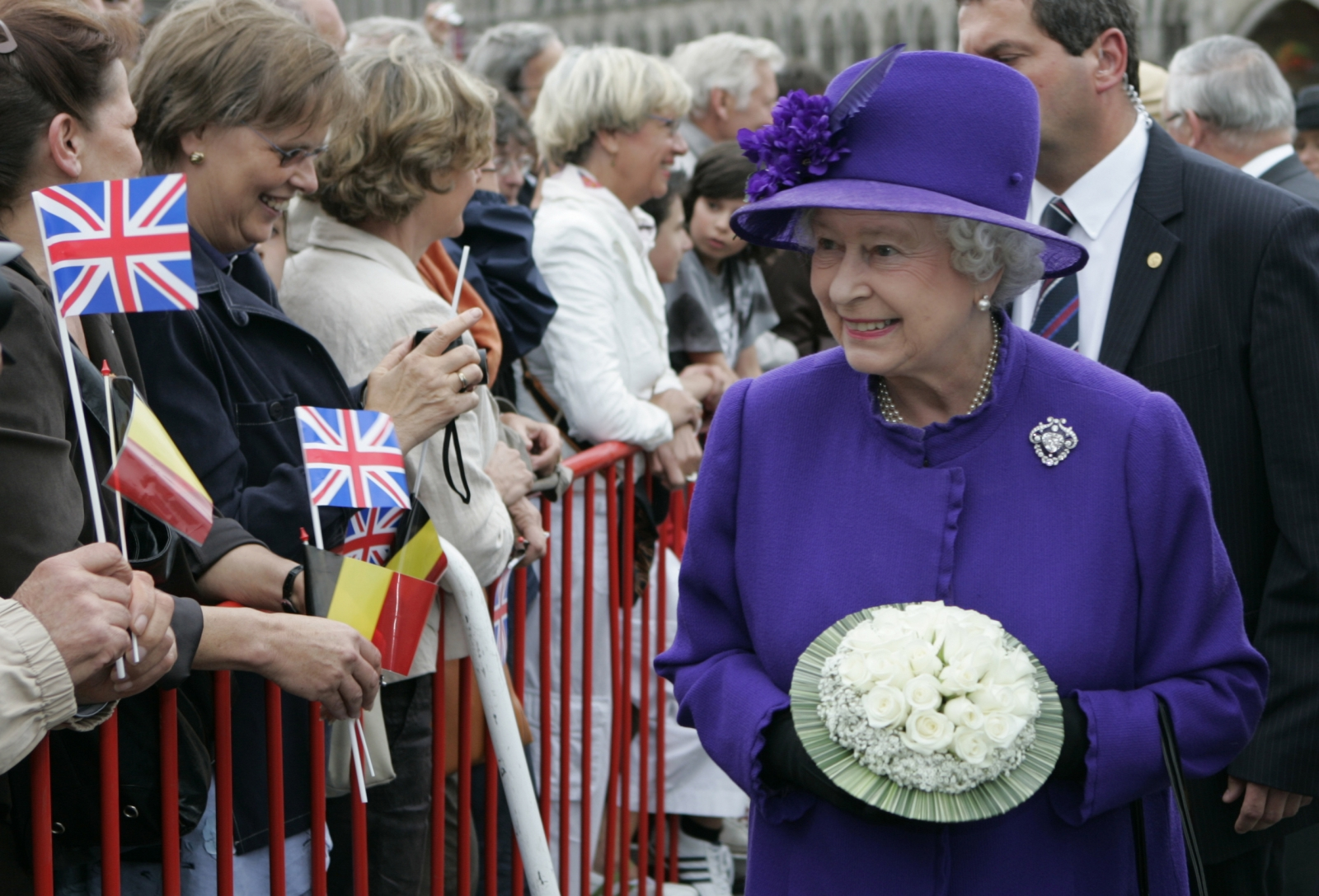 Queen's 90th celebrations revealed