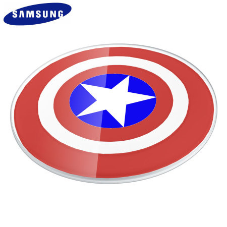 Avengers themed wireless charger
