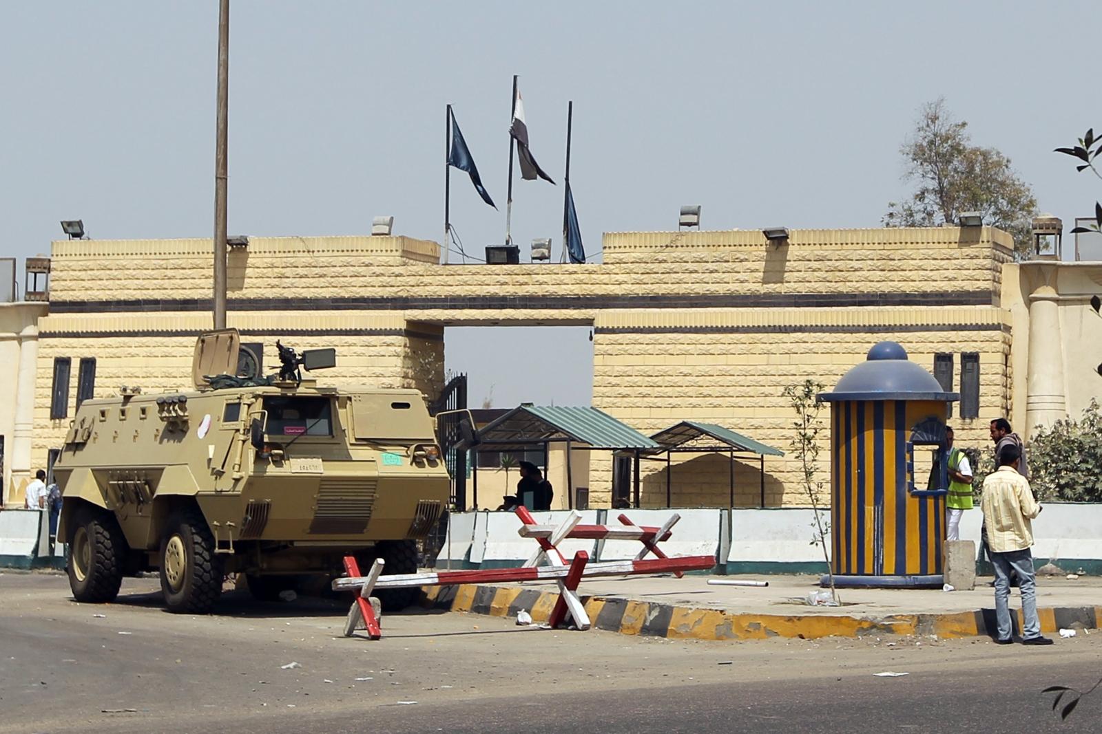 Cairo prison