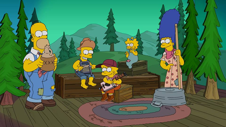 The Simpsons season 26 finale online