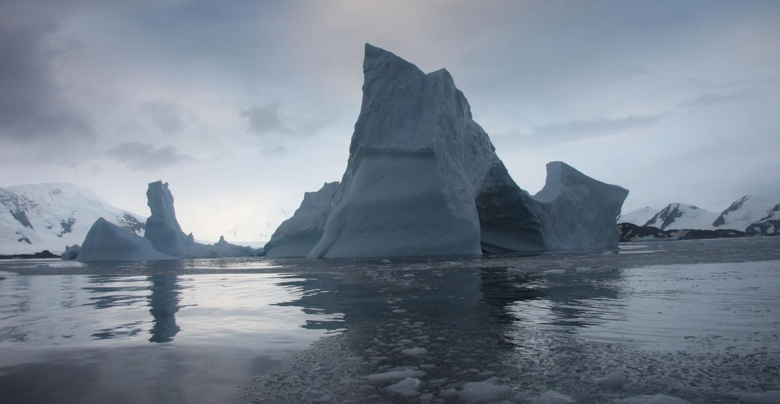 Larsen B ice shelf
