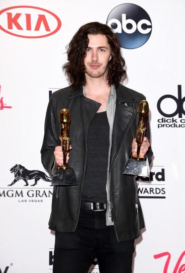 Hozier at the 2015 Billboard Music Awards