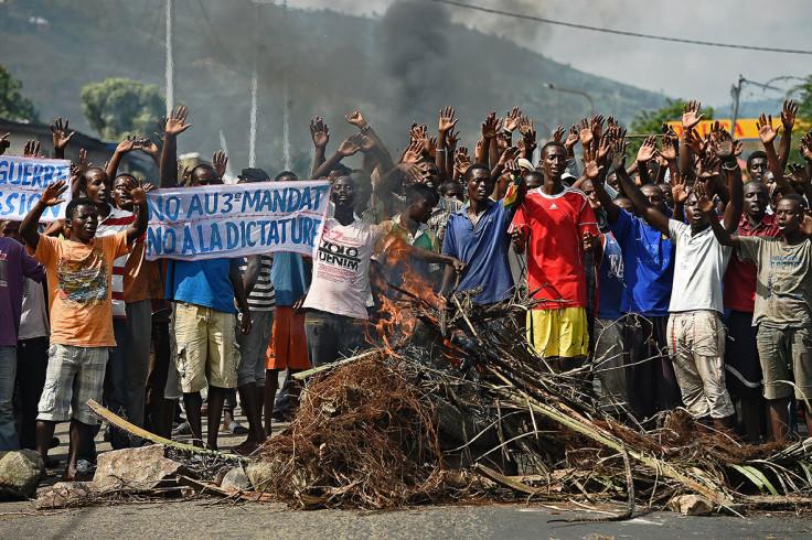 burundi coup attempt
