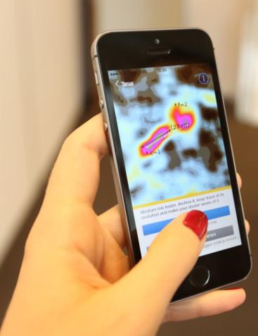 skin cancer app SkinVision