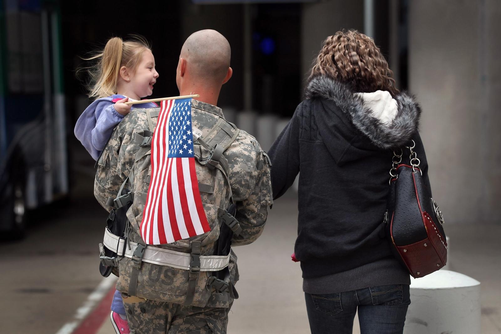 A Republican lawmaker wants US military familiestobearmed