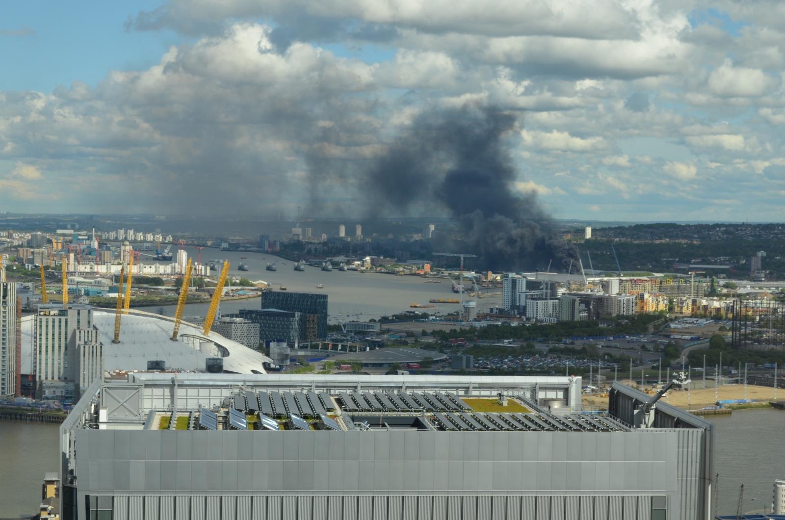 Charlton fire