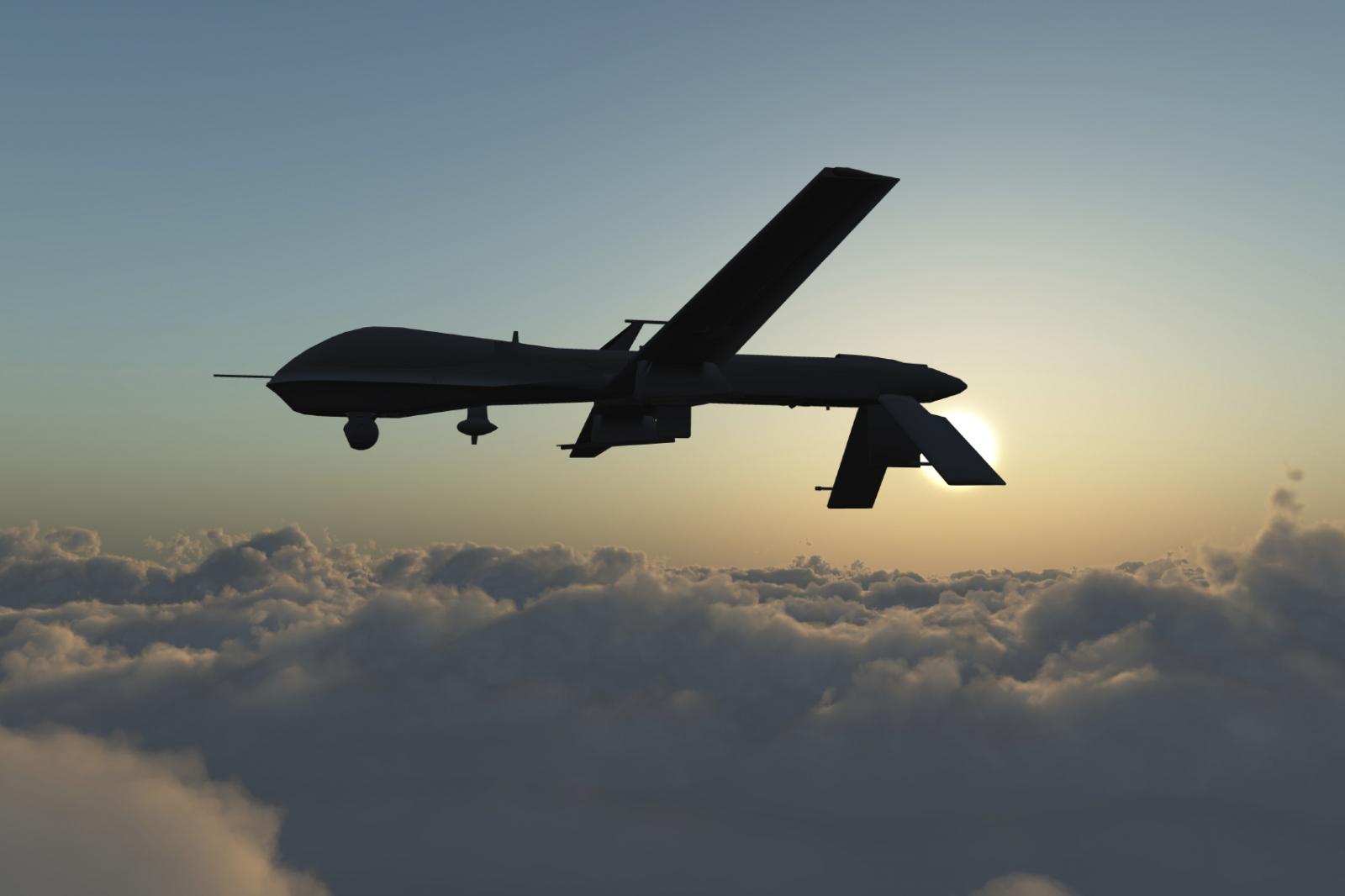 Military UAV