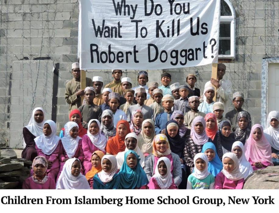 Muslims America Robert Doggart