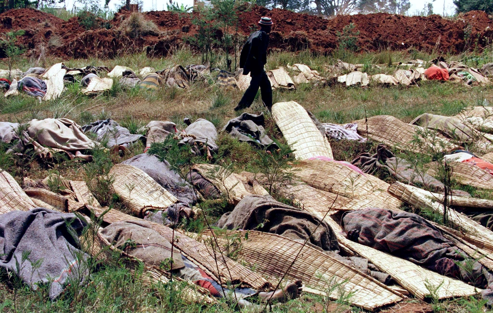 Burundi refugee Bugendana massacre