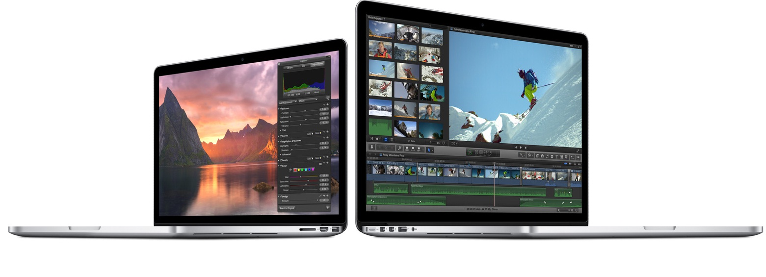 Apple MacBook Pro release