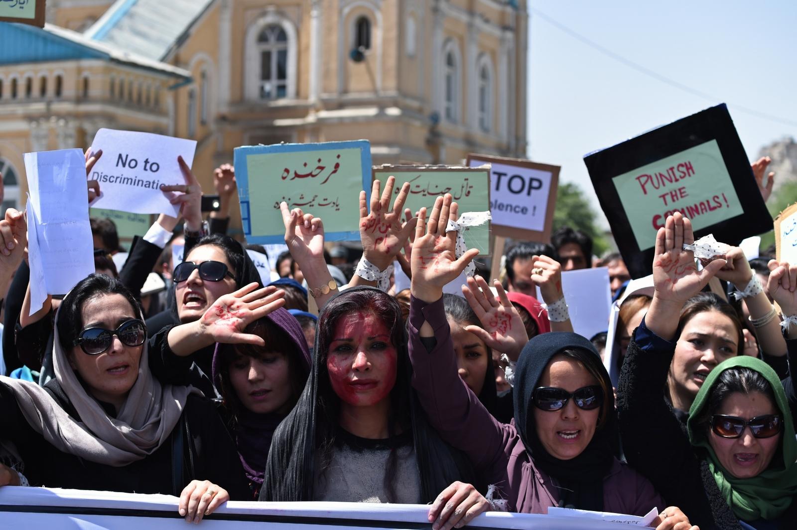 Farkhunda Kabul Afghanistan