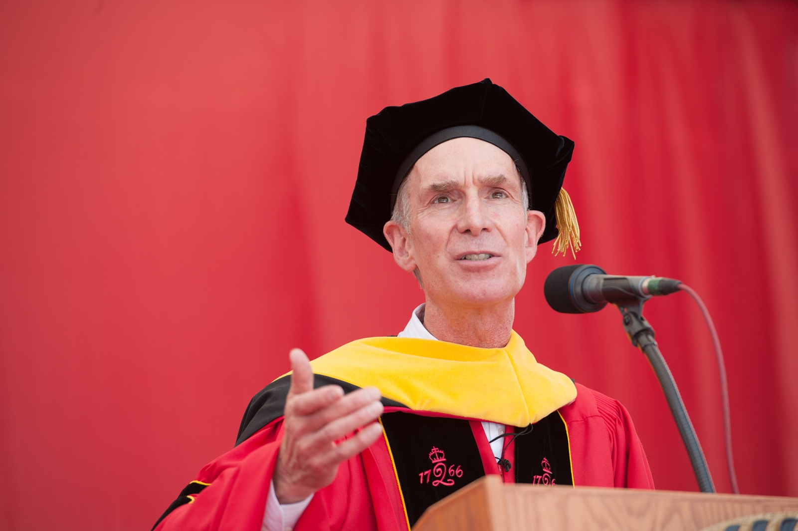 Bill Nye science guy rutgers