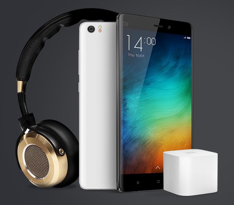 Xiaomi Mi Note series