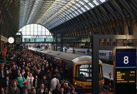 Rail strike