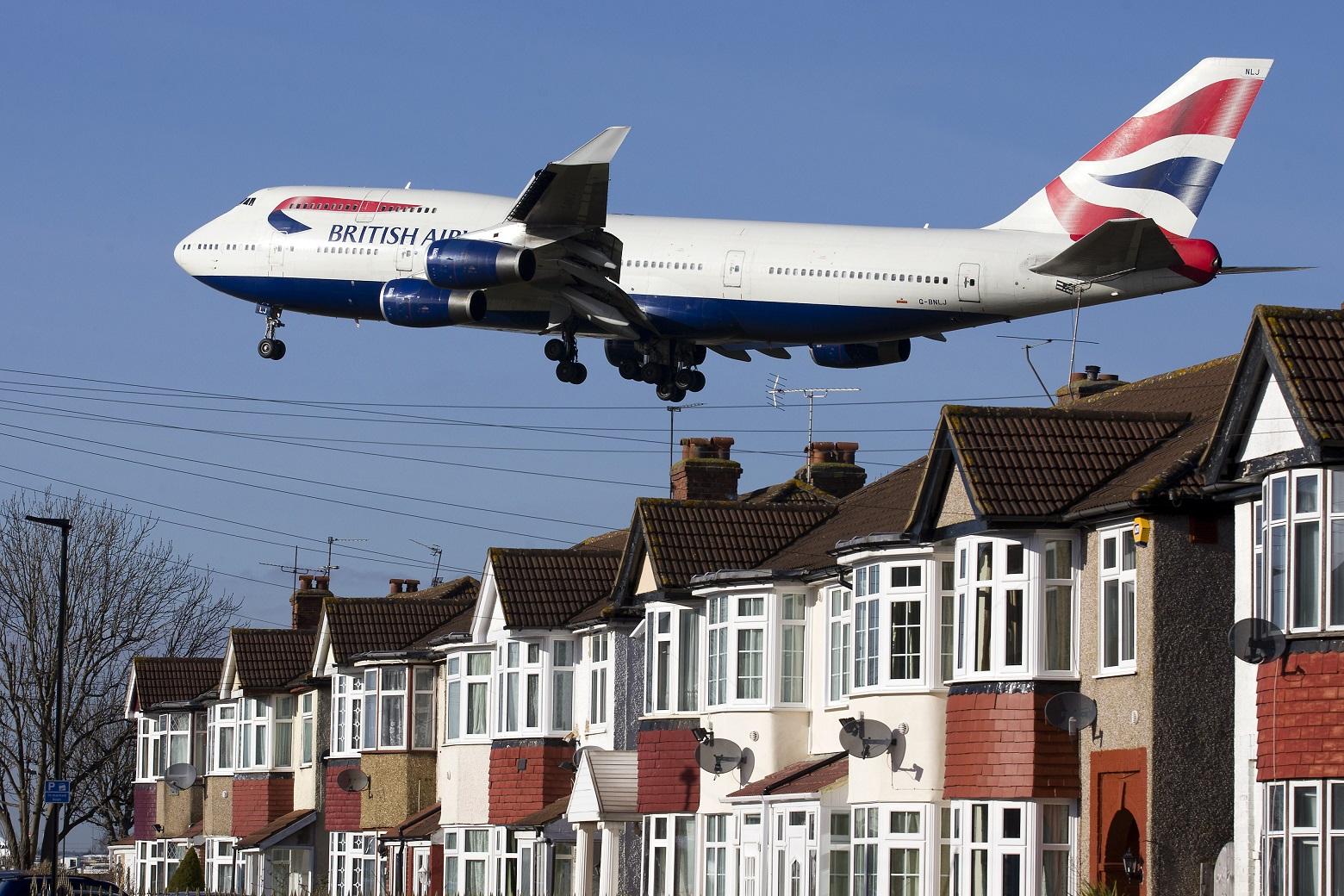 UK aviation expansion