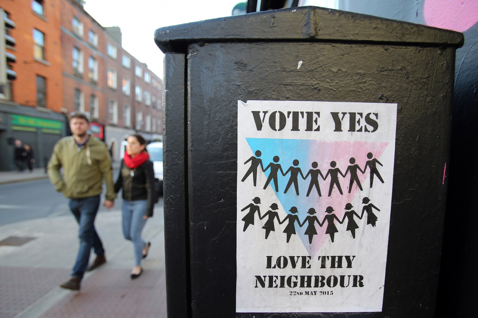Same-sex marriage referendum Ireland
