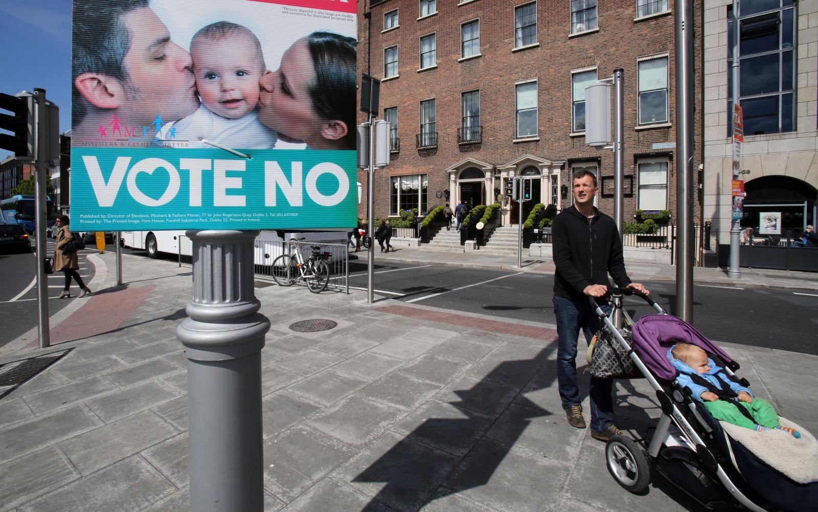 Same-sex marriage referendum Ireland