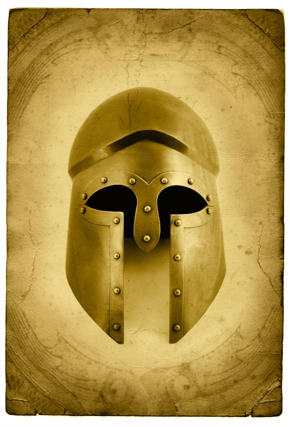 bronze age helmet