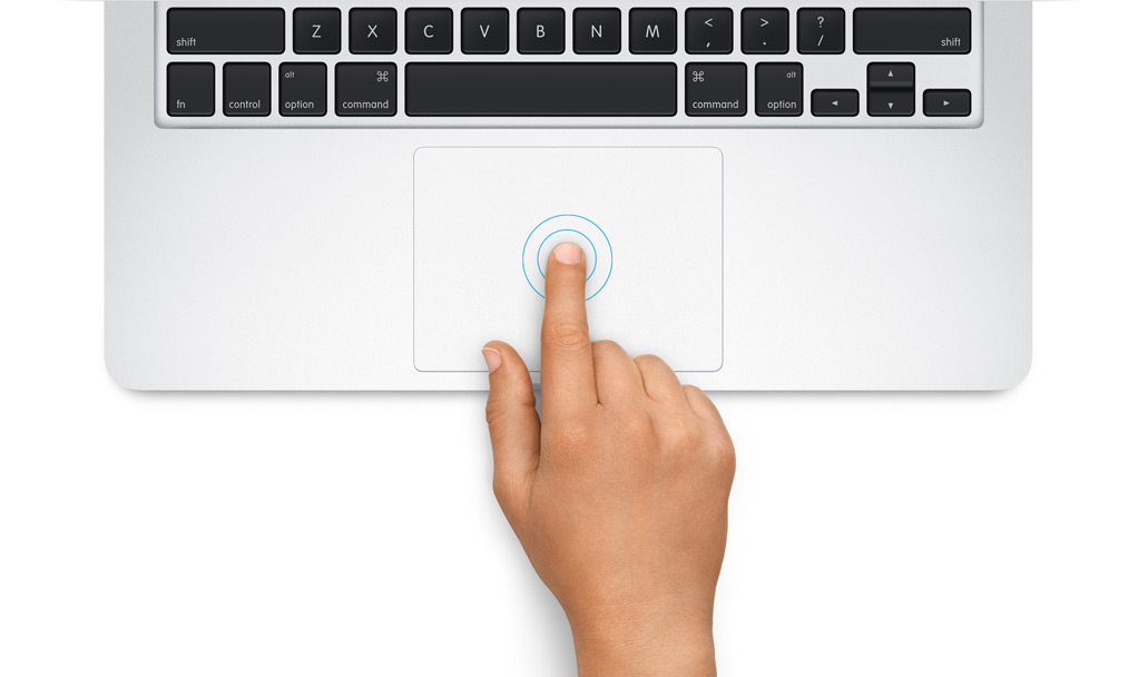 MacBook Pro Force Touch