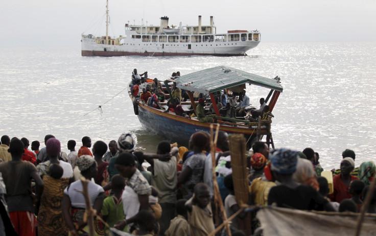 Burundi refugees Tanzania