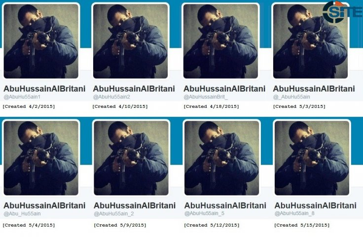 Isis twitter 5