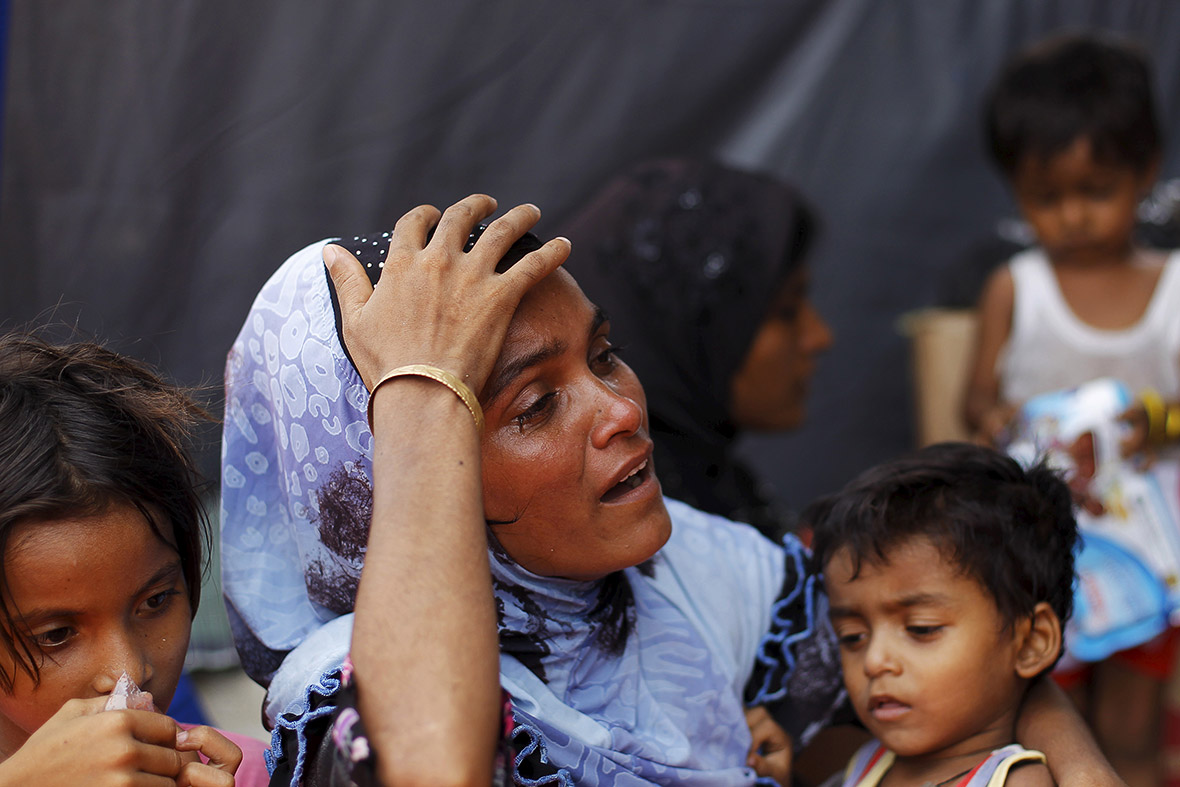 rohingya migrants Indonesia