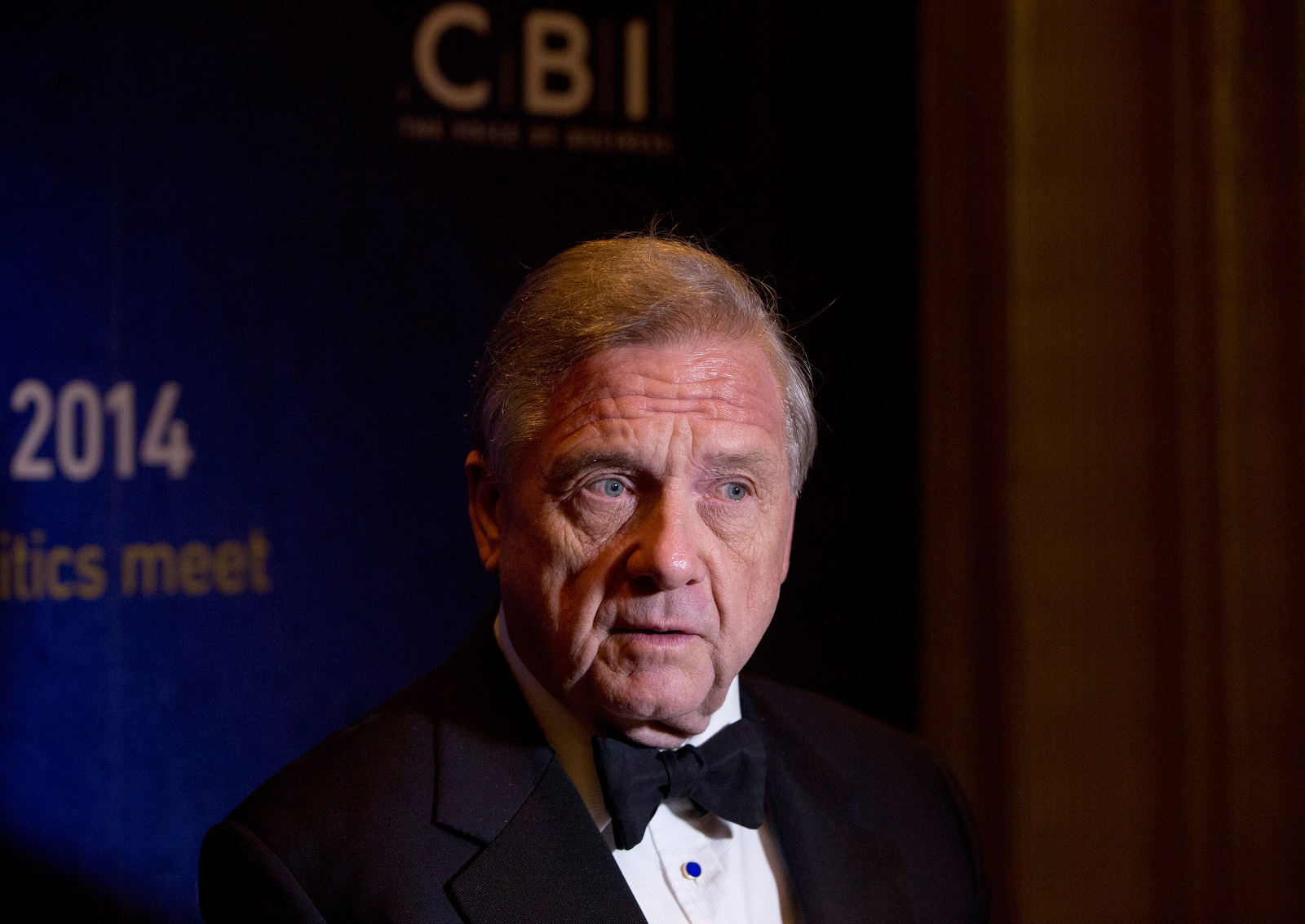 Sir Mike Rake of the CBI