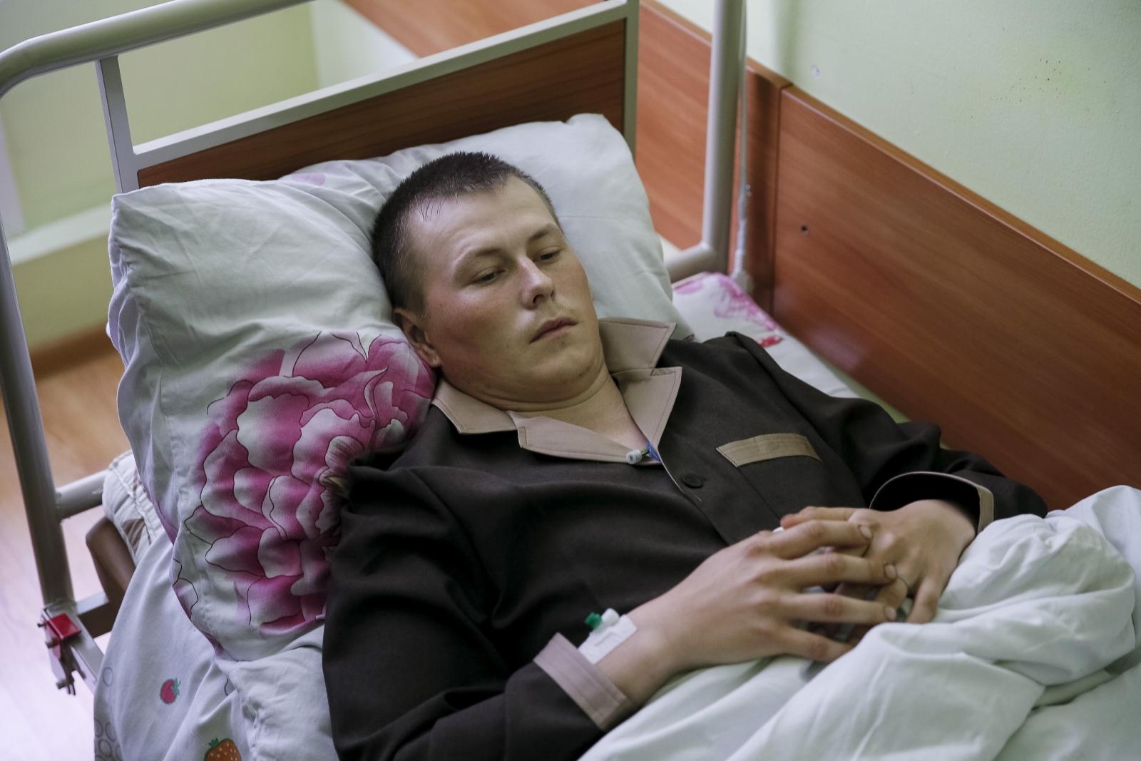 Russian serviceman Ukraine