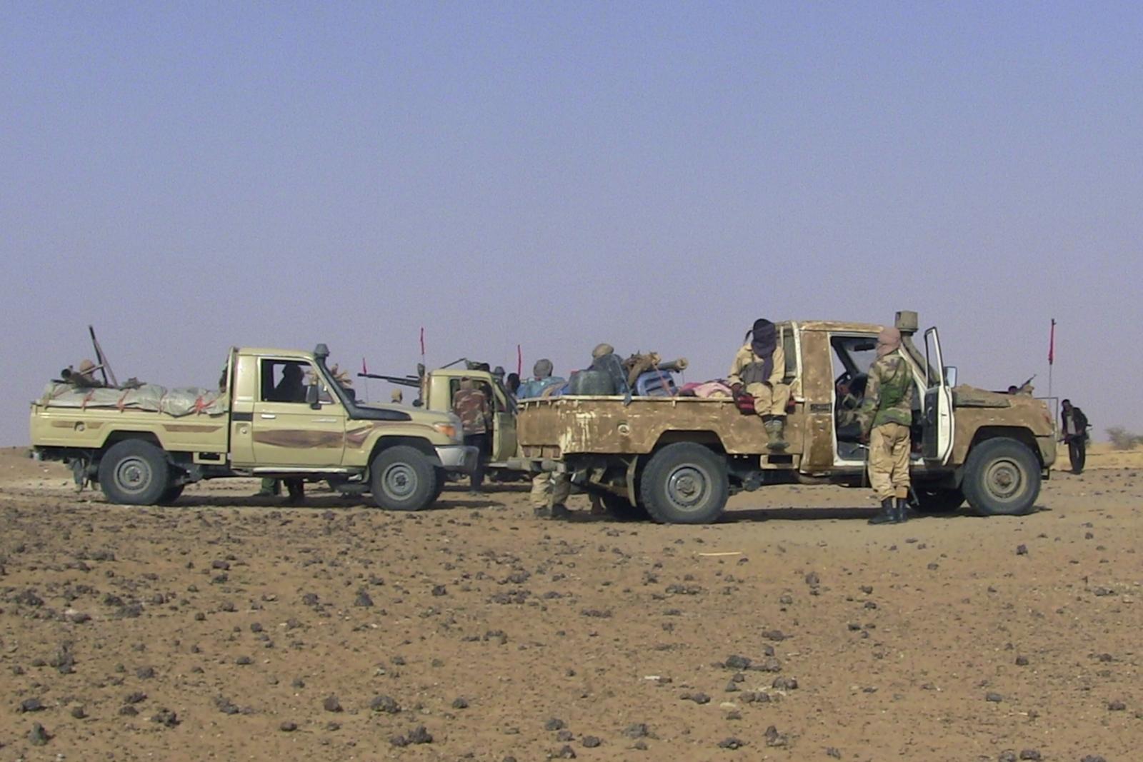 Algeria military