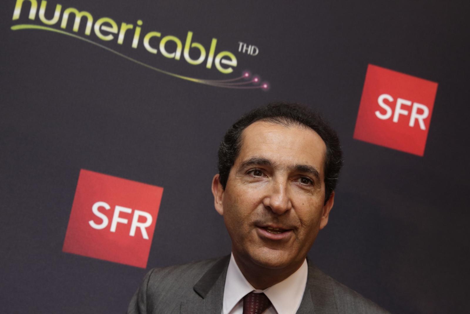Patrick Drahi, Franco-Israeli businessman