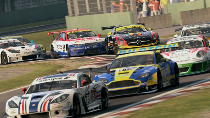 Project Cars Review Brutal Realism Flirts With Frustration