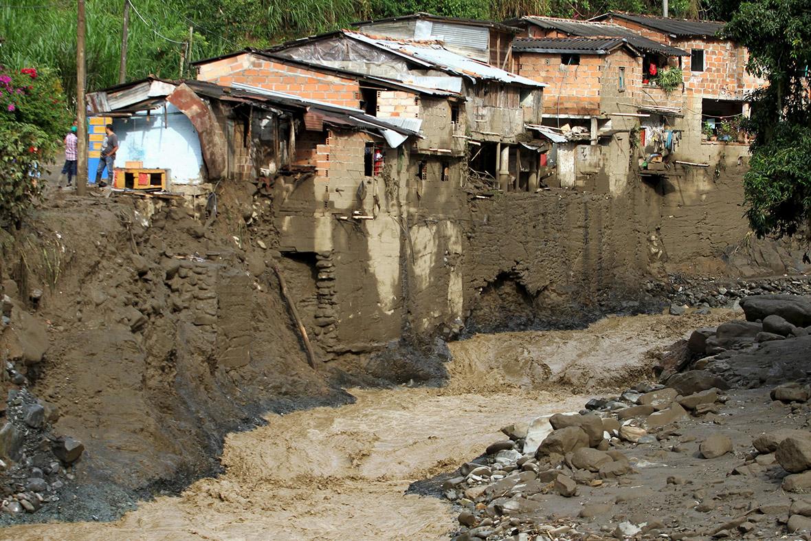 colombia salgar landslide