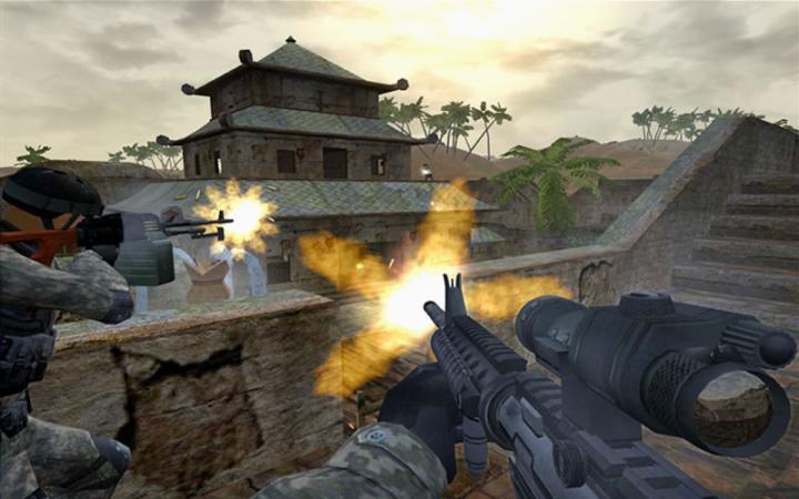 Delta Force Xtreme 2 Bin Laden