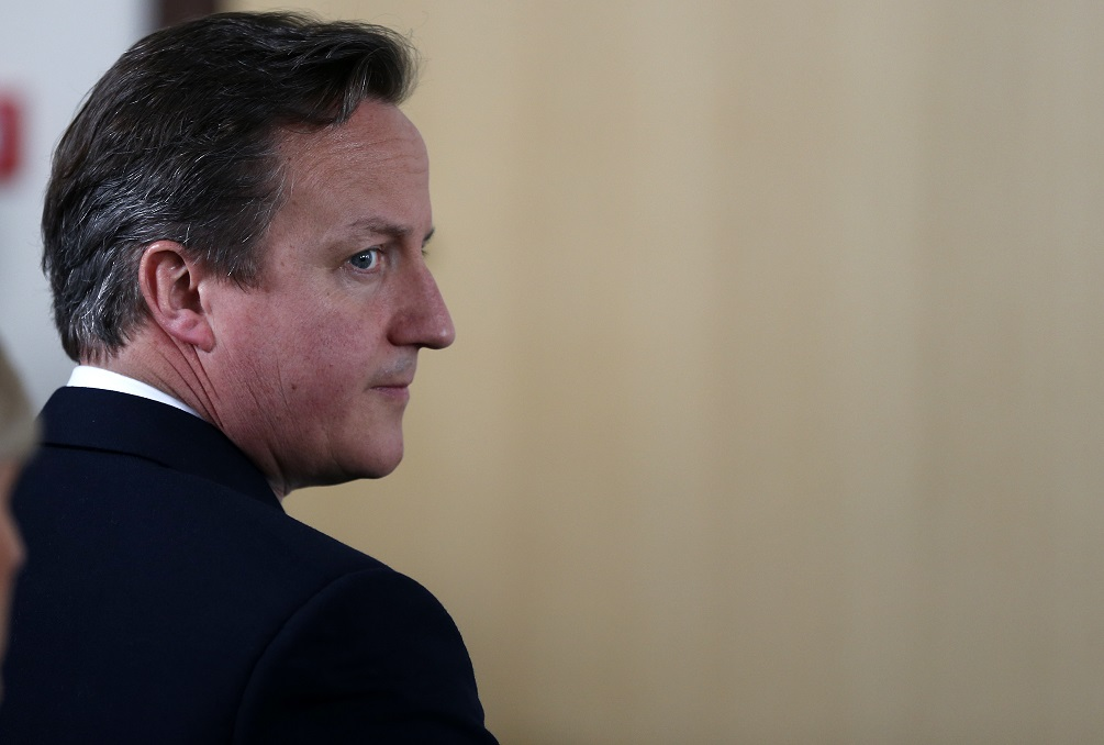 David Cameron pledged to cut imnmigration