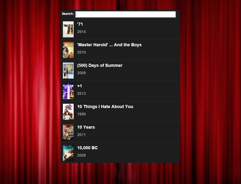 Popcorn Time is now in web browsers