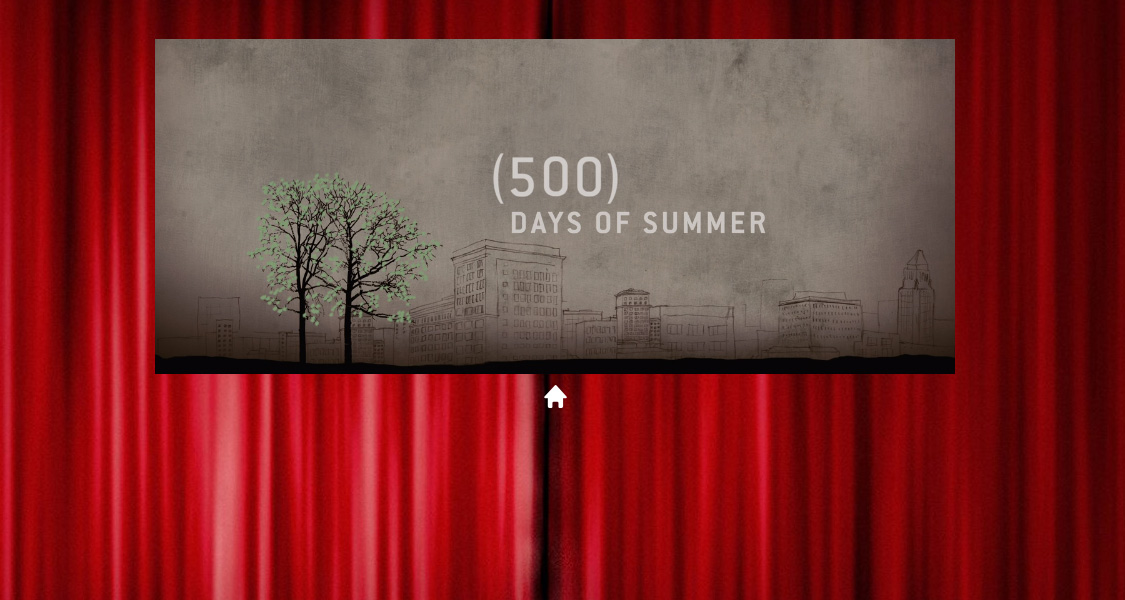 500 Days of Summer illegally steaming