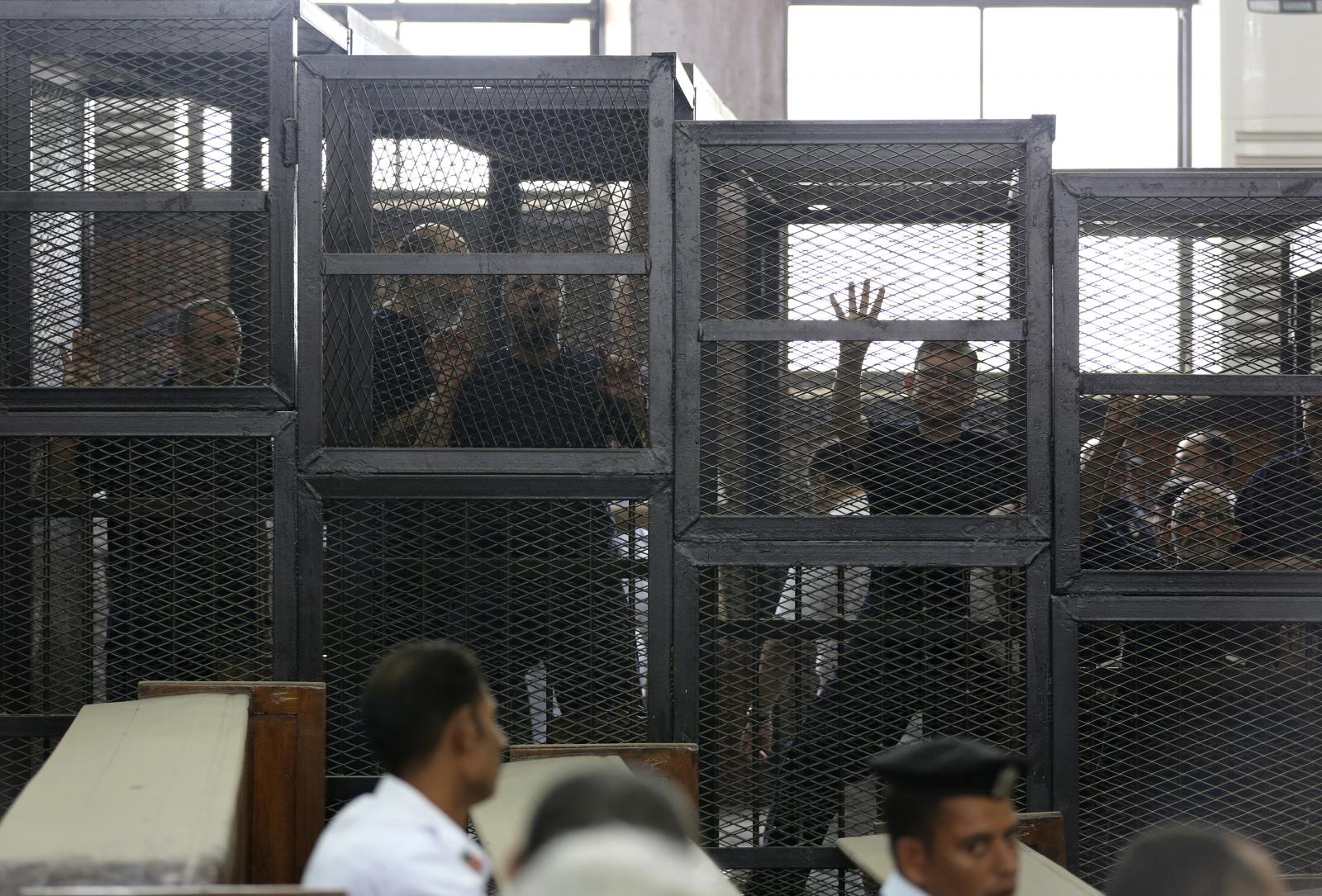 Attack Egypt judges