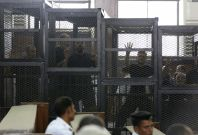Attack Egypt judges