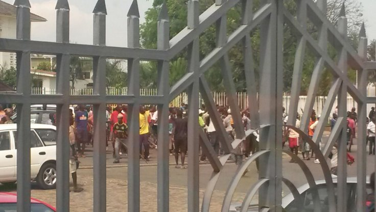 Bujumbura Musaga protests