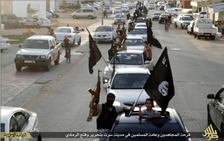 Isis Libya