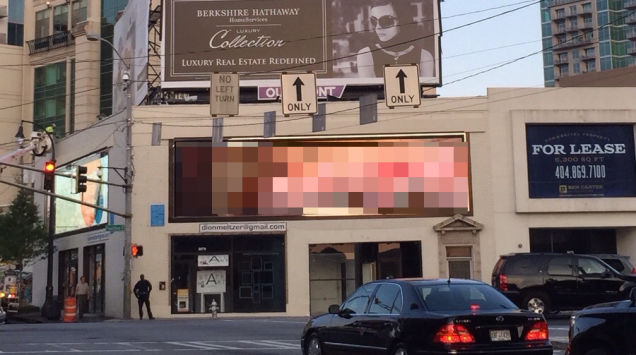 Hackers Post Pornographic Image Of Naked Man On Atlanta