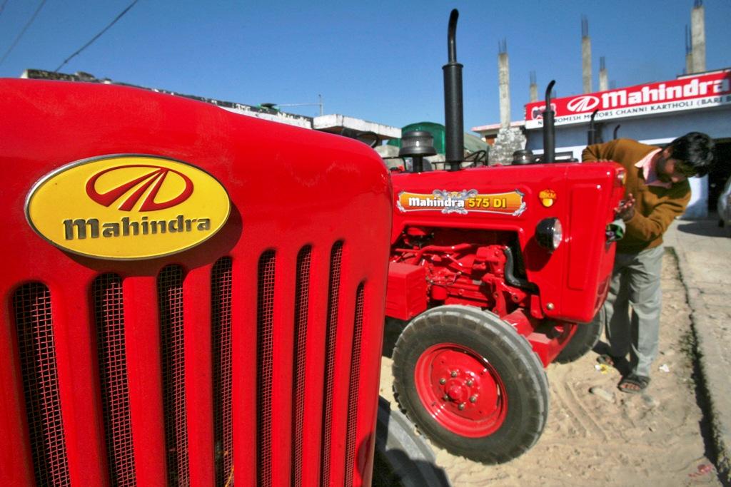 Mahindra Tractors India
