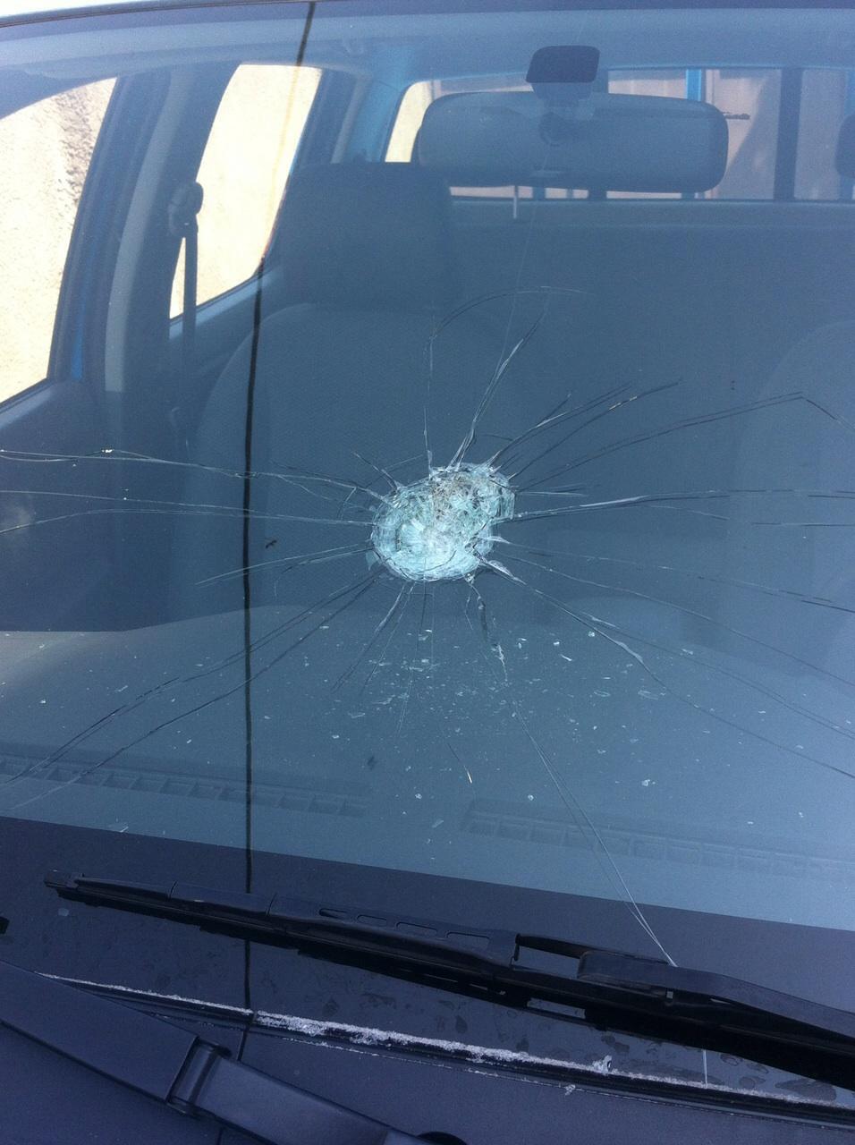 Bullet impact violence Musaga